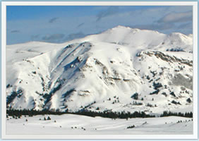 Vail Snowmobile Tours