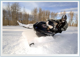 Performance Vail Snowmobile Tours